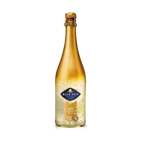 בלו נאן מהדורה זהב יין מבעבע