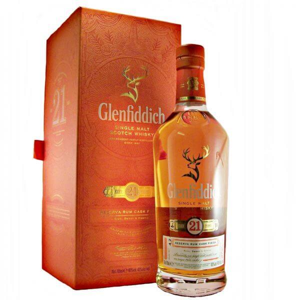 Glenfiddich-21-Reserva-Rum-