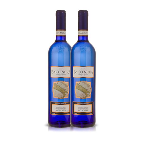 2 יינות ברטנורא מוסקטו